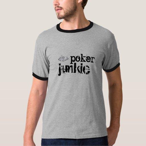 lvtvbw, poker, junkie shirt