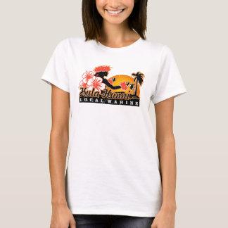 LW003 - Local Wahine Hula Hunni T-shirt