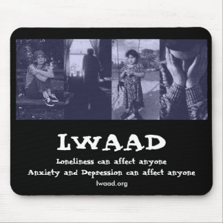 LWAAD support group mouse pad