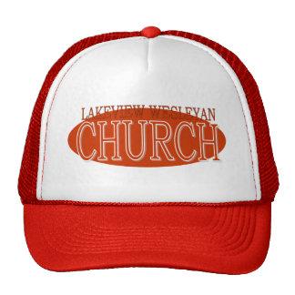 LWC CAP TRUCKER HAT