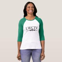 LWCIV Fishing Team T-Shirt