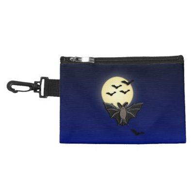 Lwood Bat Clip on Bag