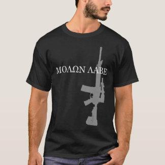 LWRC M6A3 - MOLON LABE T-Shirt