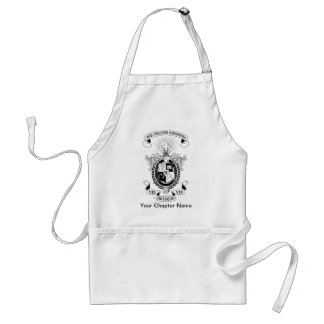 LXA Coat of Arms Adult Apron