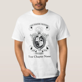 LXA Coat of Arms T-Shirt