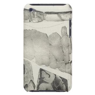 LXXXIII Dystrophaeus, Coryphodon Case-Mate iPod Touch Carcasa