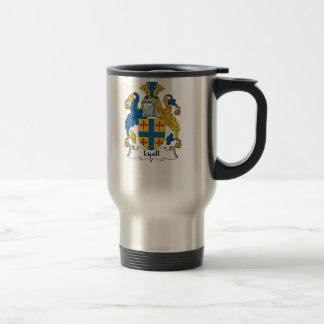 Lyall Family Crest Travel Mug