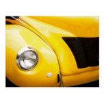 LYC (poco coche amarillo) Postales