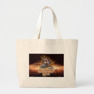 Lycanthrope Lane Tote Bags