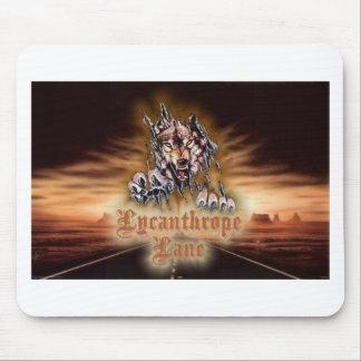 Lycanthrope Lane Mouse Pad