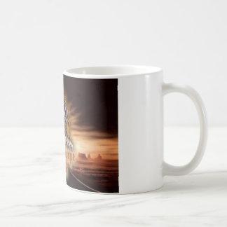Lycanthrope Lane Classic White Coffee Mug