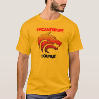 Lycanthrope Lounge mens shirt design