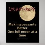 Lycanthropy Impresiones
