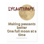 Lycanthropy Postal
