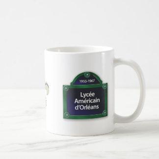 Lycee Americain d'Orleans Mug 1