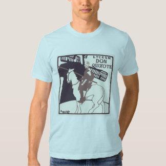 Lyceum Don Q lt blue Tee Shirt