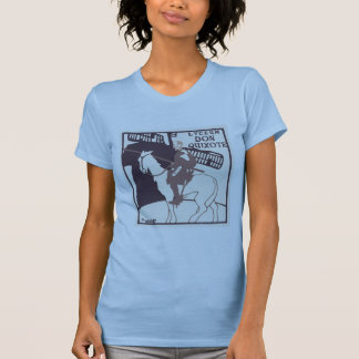 Lyceum Don Q W's pale blue T T-Shirt