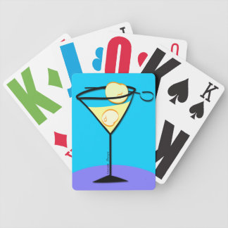 Lychee Martini Bicycle Playing Cards