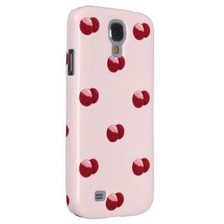 lychees pattern HTC vivid tough Samsung S4 Case