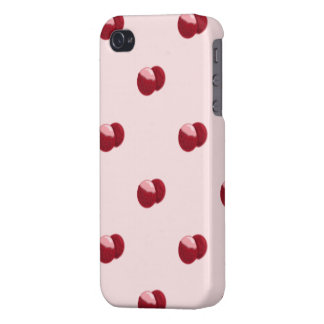 lychees pattern iphone 4 case for iPhone 4