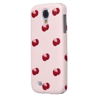 lychees pattern samsung galaxy S4 Galaxy S4 Cover