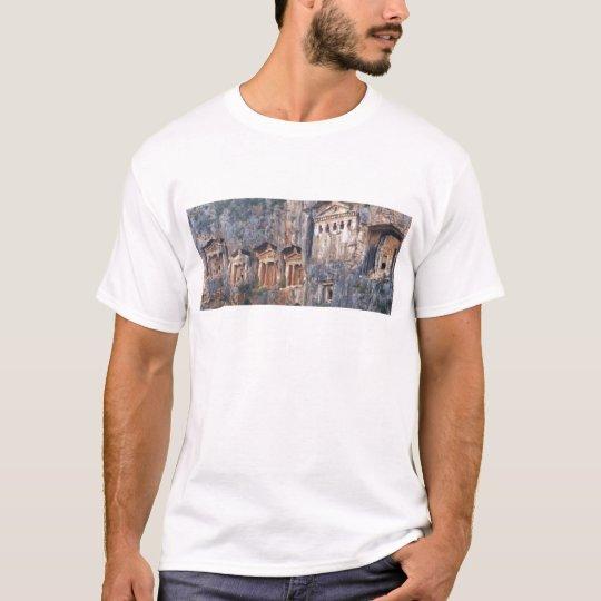LYCIAN ROCK TOMBS TURKEY T-Shirt