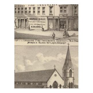Lycoming Fire Insurance Company Postcard