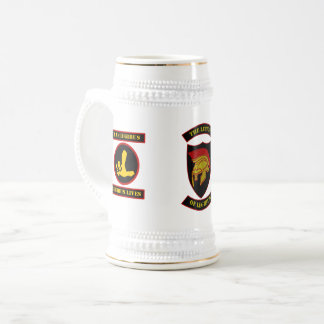 Lycurgus of Legibus Beer Stein