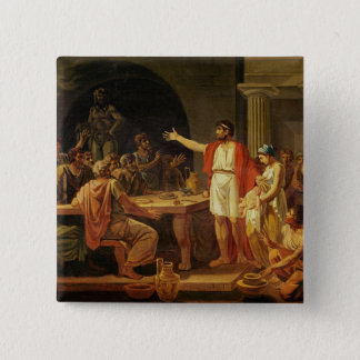 Lycurgus Showing the Ancients of Sparta their Button