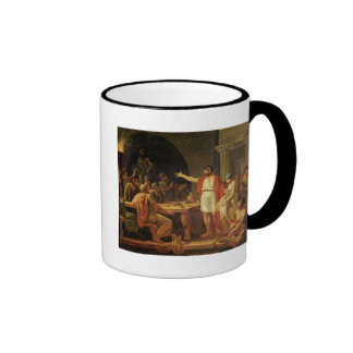 Lycurgus Showing the Ancients of Sparta their Ringer Mug