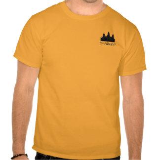 LYDA--Camboya Camisetas