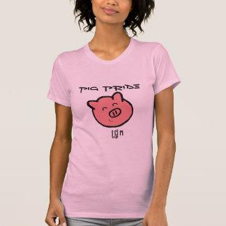 LYDA --Pig Pride Top Tshirt