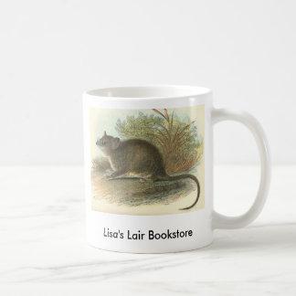Lydekker - Common Dormouse Phalanger/Possum Coffee Mug