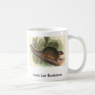 Lydekker - Common Ring-Tailed Phalanger/Possum Coffee Mug
