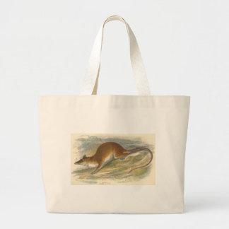 Lydekker - Rat-Tailed Opossum Large Tote Bag