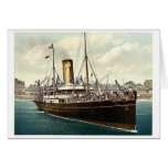 Lydia magnificent Photochrom Greeting Card
