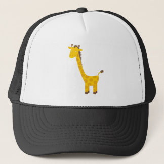 Lydia the Giraffe Trucker Hat