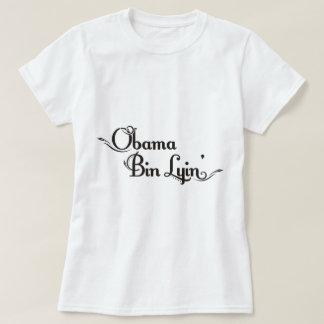 lyin del compartimiento de obama polera