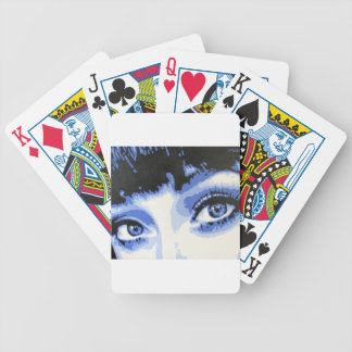 LYIN' EYES BICYCLE PLAYING CARDS
