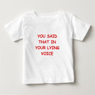 lying shirt