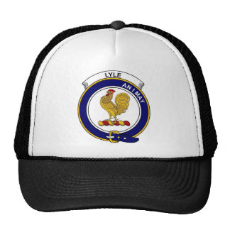 Lyle Clan Badge Hat