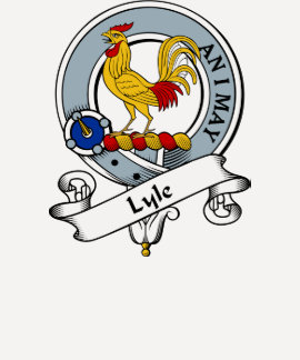 Lyle Clan Badge T Shirt