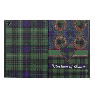 Lyle clan Plaid Scottish kilt tartan iPad Air Cover