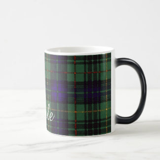 Lyle clan Plaid Scottish kilt tartan Magic Mug