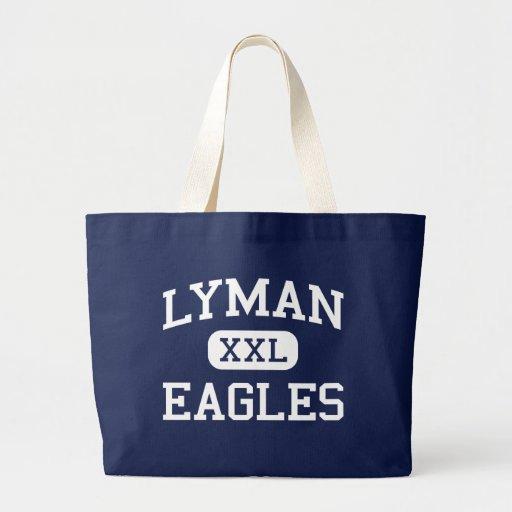 Lyman Eagles Middle School Lyman Wyoming Bag