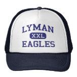 Lyman Eagles Middle School Lyman Wyoming Hat