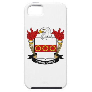 Lyman Family Crest iPhone 5 Cover