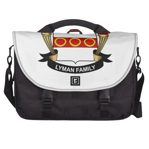 Lyman Family Crest Commuter Bags