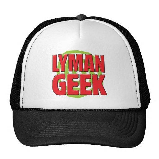 Lyman Geek Mesh Hats