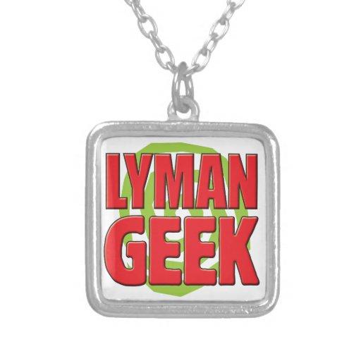 Lyman Geek Jewelry